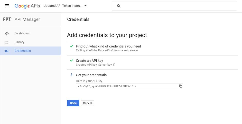 Download Youtube Grabber Script With Sitemap & Api Key Set