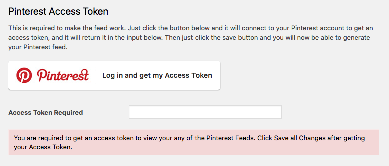 How to create a Pinterest Access Token | SlickRemix