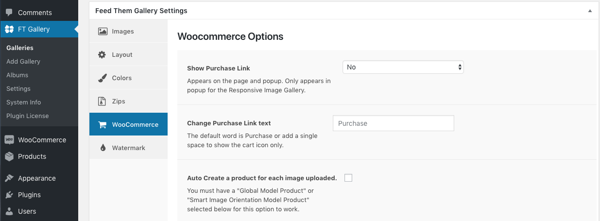 Create Woocommerce Products from Images | SlickRemix